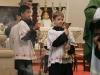 2001 Inizio anno pastorale e saluto a don Matteo Lazzarin, 9 Ottobre